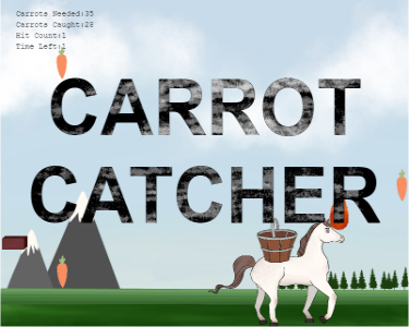 Catch carrots!