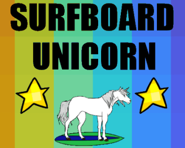 Surfboard Unicorn